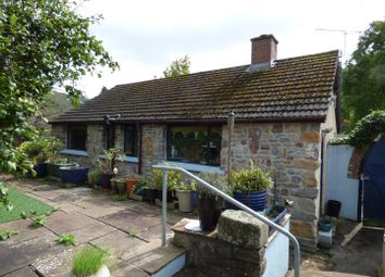 Thumbnail 2 bed detached bungalow to rent in Tintern, Chepstow