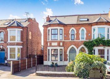 5 bed semi-detached house for sale in Loughborough Road, West Bridgford, Nottingham, Nottinghamshire NG2