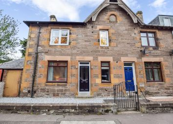 Thumbnail 1 bed flat for sale in Glasgow Road, Perth