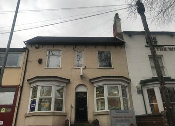 Thumbnail 1 bed property to rent in Birmingham Road, Walsall