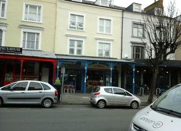 Thumbnail Restaurant/cafe for sale in Mostyn Sreet, Llandudno
