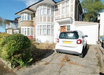Thumbnail 3 bed property to rent in Christchurch Gardens, Kenton, Harrow