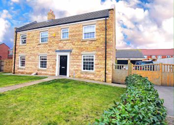 Thumbnail 4 bed detached house for sale in Mill Way, Scarborough
