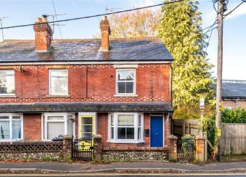 3 bed end terrace house for sale in Jacklyns Lane, Alresford, Hampshire SO24