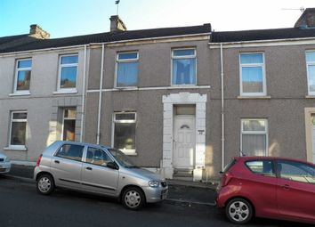 Thumbnail 3 bed terraced house for sale in Marble Hall Road, Llanelli