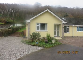 Thumbnail 3 bedroom bungalow to rent in Sterridge Valley, Berrynarbour