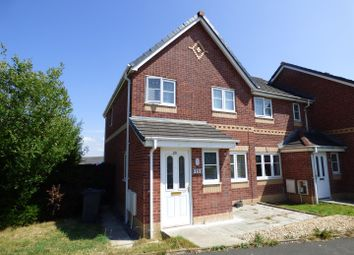 Thumbnail 3 bed town house for sale in Mossgate Park, Heysham, Morecambe