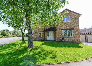 Thumbnail 3 bed detached house for sale in Manor Road, Gnosall, Stafford