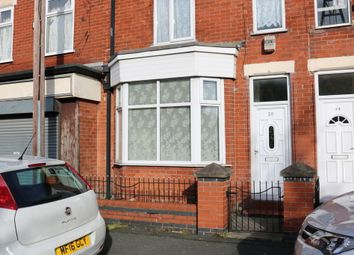 Thumbnail 3 bedroom terraced house to rent in Clayton Street, Manchester