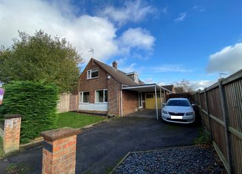 Thumbnail 3 bed bungalow for sale in Heath Rise, Fakenham