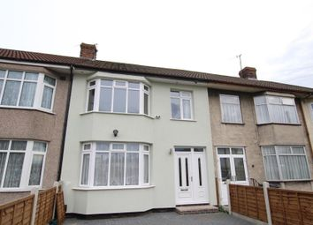 Thumbnail 3 bedroom terraced house to rent in Pages Mead, Avonmouth, Bristol