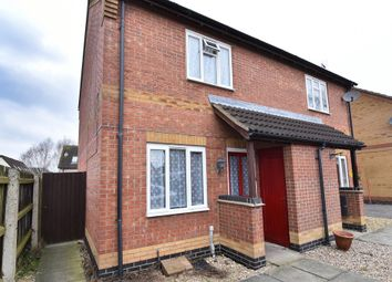 Thumbnail 2 bed semi-detached house for sale in Smalley Road, Fishtoft, Boston