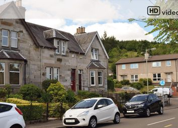 Thumbnail 2 bedroom terraced house for sale in Craigie Knowes Road, Craigie, Perth