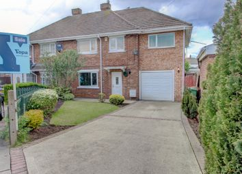 Thumbnail 4 bed semi-detached house for sale in Blenheim Place, Cleethorpes