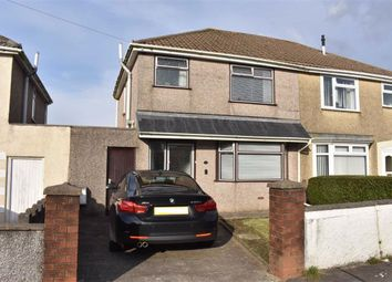 3 bed semi-detached house for sale in Graiglwyd Road, Cockett, Swansea SA2