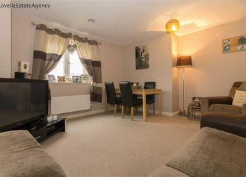 Thumbnail 2 bedroom flat for sale in Pintail Close, Scunthorpe