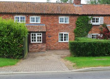 Thumbnail 3 bed terraced house to rent in Sedgebrook Road, Allington, Grantham