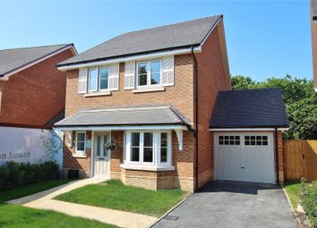 Thumbnail 3 bed detached house for sale in West End, Woking, Surrey