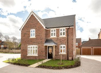Thumbnail 4 bed detached house for sale in Broadwater Place, Manor Road, Wantage, Oxfordshire