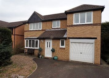 Thumbnail 4 bedroom detached house for sale in Broom Wood Court, Prudhoe