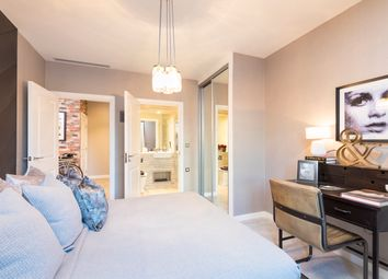 Thumbnail 2 bed flat for sale in Creekside, Deptford