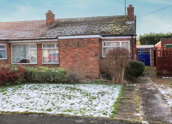 Thumbnail 3 bed semi-detached bungalow for sale in Basil Green, Orton Longueville, Peterborough