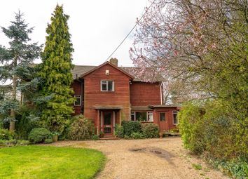 Lot 1 - Stansted Lodge Farmhouse, Tumblefield Road, Stansted, Sevenoaks TN15. 5 bed property