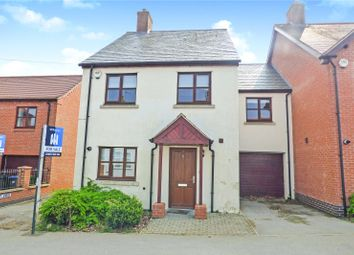 Thumbnail 4 bed link-detached house to rent in Mount View, The Mount, Dunton Bassett, Lutterworth