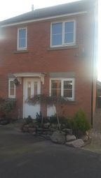 Thumbnail 2 bed semi-detached house to rent in Faller Fields, Lydney