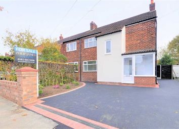 Thumbnail 3 bedroom semi-detached house for sale in Gower Road, Stockport, Cheshire