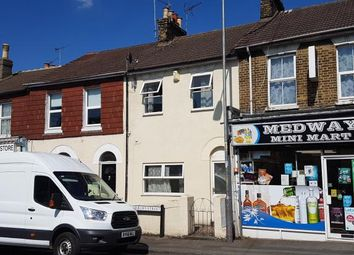Thumbnail 5 bedroom terraced house for sale in Canterbury Street, Gillingham, Kent, .