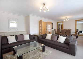 Thumbnail 3 bedroom flat to rent in Templar Court, St Johns Wood, London