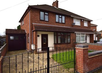 Thumbnail 3 bed semi-detached house for sale in Cubbington Road, Hall Green, Coventry