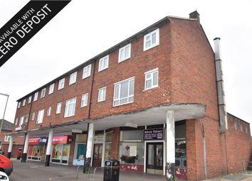 Thumbnail 3 bedroom flat to rent in Beauchamp Avenue, Gosport