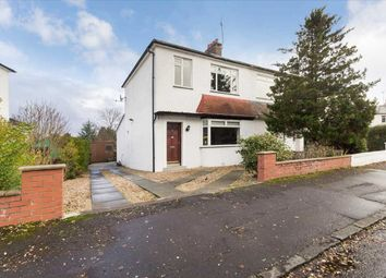 Thumbnail 2 bed semi-detached house for sale in Orchard Grove, Giffnock, Giffnock