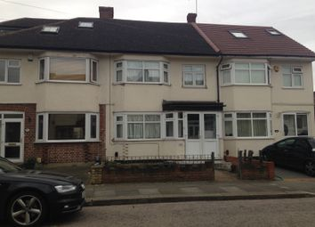 Thumbnail 3 bed terraced house to rent in Abbey Road, Newbury Park