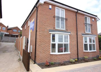 Thumbnail 2 bed semi-detached house for sale in Tennyson Street, Ilkeston