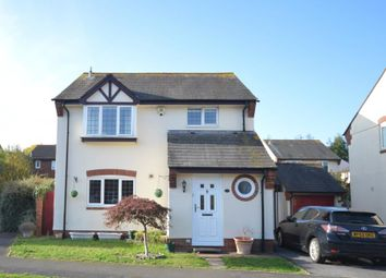 Thumbnail 4 bed detached house to rent in Loram Way, Exeter, Devon
