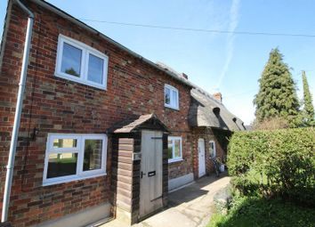 Thumbnail 2 bed cottage to rent in The Green, Little Horwood, Milton Keynes