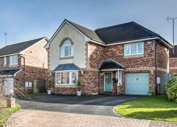 Thumbnail 4 bed detached house for sale in Chestnut Grove, Woodlesford, Leeds