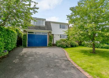 Thumbnail 4 bed detached house for sale in Chipstead Park Close, Sevenoaks, Kent