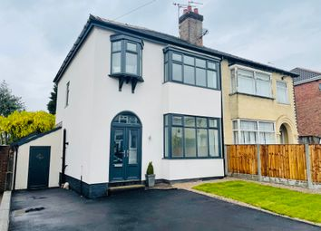 Thumbnail 3 bed semi-detached house for sale in Hillcrest Avenue, Liverpool