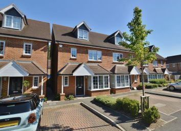 Thumbnail 3 bed semi-detached house for sale in Woodland Close, Godalming