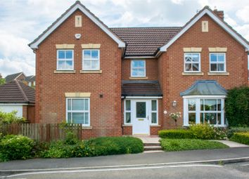 Thumbnail 5 bedroom detached house for sale in Peckleton View, Desford, Leicester
