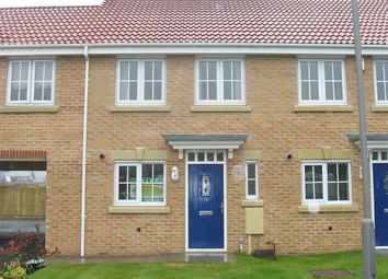 Thumbnail 2 bedroom terraced house to rent in Langford Croft, Derby Road, Chesterfield, Derbyshire