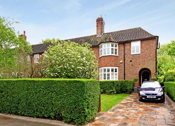 Thumbnail 4 bed property to rent in Rotherwick Road, London
