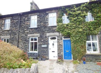 Thumbnail 3 bed cottage to rent in Riverbank Cottage, Gowan Terrace, Staveley, Kendal