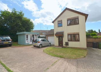 Thumbnail 3 bed detached house for sale in Puzzle Close, Bream, Lydney