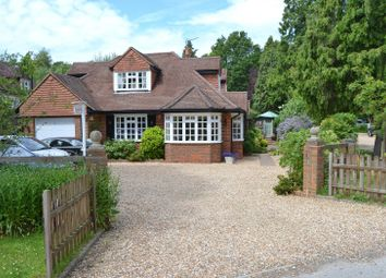 Thumbnail 5 bed detached house for sale in Irene Road, Stoke D'abernon, Cobham