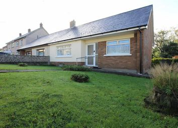 Thumbnail 2 bed semi-detached bungalow for sale in Cylch Peris, Llanon, Ceredigion